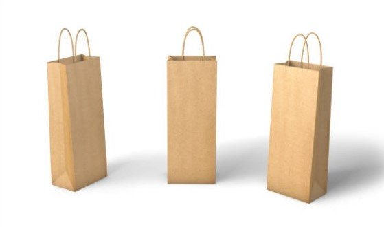 Пакеты под бутылку |UPP.kh.ua